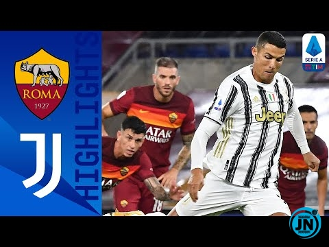 Serie A - Roma 2-2 Juventus | Ronaldo's Brace Ensures Juventus A Point | Serie A Tim